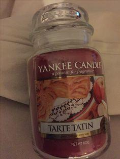 Yankee Candle Tarte Tatin - Large Jar