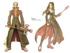 Ragnarok Online Priest/Priestess- my second favourite class