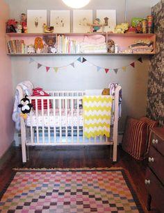 Méchant Studio Blog: Amanda & Derrick's Loft (& Ada's Cabin!)