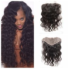 Custom Peruvian Body Wave Best Lace Frontal Closure 13x6 Ear To Ear Virgin Hair Swiss Lace Frontal With Baby Hair Natural Black