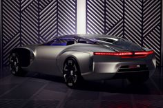 Renault Coupe Corbusier (2015): the architect-appreciating concept car by CAR Magazine