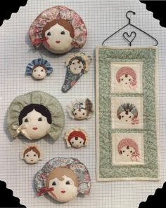 Another Free Pattern and Pincushion Find | Sentimental Stitches
