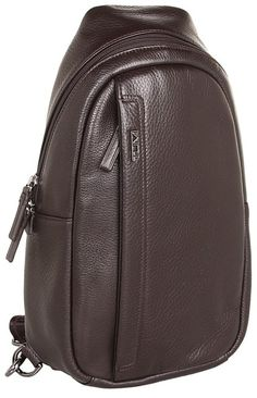 Brown Leather Backpack by Tumi. Buy for $295 from Zappos