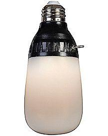 Short Circuit Light Bulb