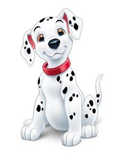 101 Dalmatians puppies cross stitch pattern, clear and cut of pattern Disney Clipart, Cute Clipart, Baby Animals, Cute Animals, Disney Dogs, Disney Cartoons, Dog Art, Cute Cartoon, Cartoon Characters