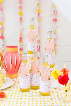 Glam Crafting Party