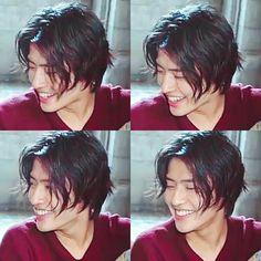 Long-haired Kang Ha Neul is ❤ Asian Actors, Korean Actors, Asian Men Hairstyle, Men Hairstyles, Asian Hairstyles, Long Haired Men, Kang Haneul, Afro, Yoo Ah In