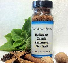 Sea Salts & Spice Blends – Caribbean Spice Belize