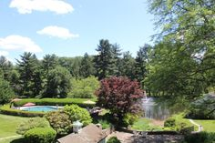 Adjacent to Longwood Gardens, pulling up to the Inn at Whitewing Farm almost makes you feel like you're fleeing to your own country estate. Good Day, The Good Place, Brandywine River, Longwood Gardens, Weekends Away, Country Estate, Day Trips, Cool Places To Visit, Philadelphia