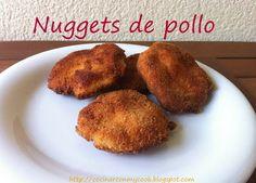 Cocinar con MyCook: NUGGETS DE POLLO