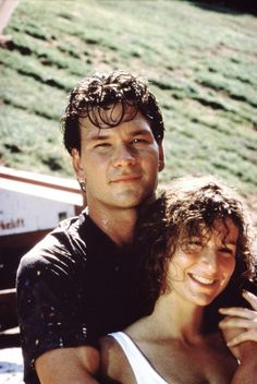 Dirty Dancing - Patrick Swayze and Jennifer Grey
