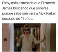 Current stress level: Elizabeth James finding out that she's going to be seeing Nick Parker after 11 years. Stupid Funny, Hilarious, Best Memes, Funny Memes, Parent Trap, Spanish Memes, Just For Laughs, Laugh Out Loud, I Laughed