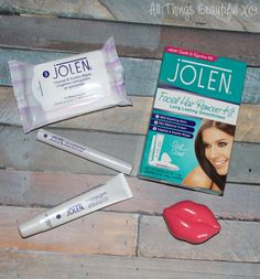 Getting Ready with Jolen Facial Hair Remover Kit Demo + Other Options on All Things Beautiful XO  | www.allthingsbeautifulxo.com
