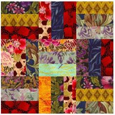 Spanish Step Quilt Foundation pattern $3.50 on Craftsy at http://www.craftsy.com/pattern/quilting/home-decor/spanish-step-foundation-/61157