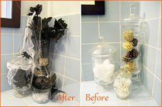 halloween bathroom Halloween Bathroom, Ecommerce Hosting, Halloween Decorations, Blog, Blogging, Halloween Art
