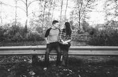 Engagement photography shoot