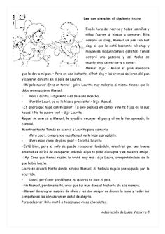 Spanish For Kids Worksheets Learn Spanish For Travel Website Key: 3595113793 Spanish Teaching Resources, Spanish Activities, Reading Resources, Reading Strategies, Reading Comprehension, Teaching Ideas, Spanish Practice, Reading Practice, How To Speak Spanish