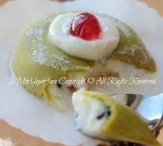 Cassatine siciliane di ricotta e pasta reale  ricetta il mio saper fare