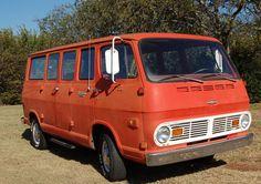 1968 Chevrolet Other Sportvan 108 Custom