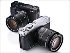 Fujifilm X-E1 hands-on preview: Digital Photography Review