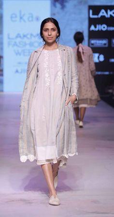 Eka by Rina Singh - Lakme Fashion Week SR17 - Look 10