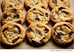 뉴욕타임즈에서,, 퍼팩트 쿠키라고 극찬한 초코칩 쿠키 레시피를 소개 합니다~! 뉴욕타임즈 초코칩 쿠키 &l...