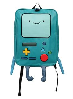 Adventure time beemo bag !  Someone get this for me !!