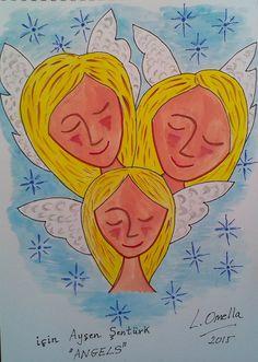 ángeles. Para Aysen.
