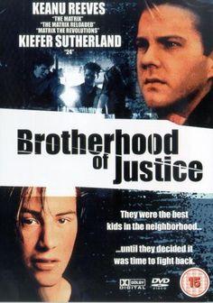 Brotherhood Of Justice - 1986 - Keanu Reeves, Keifer Sutherland - 93 minutes - Watched 2013/03 6/10 - Bought 2012/12 £1.00 ... (2016/10/27)
