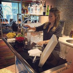 Every event can use a portable bar