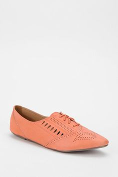 BDG Laser-Cut Oxford #urbanoutfitters