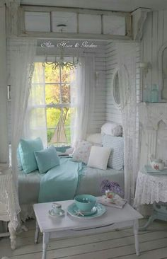8 Simple and Ridiculous Tricks: Shabby Chic Bedding Pictures shabby chic design colour schemes.Shabby Chic Home Kitchens shabby chic kitchen red. Shabby Chic Mode, Casas Shabby Chic, Romantic Shabby Chic, Shabby Chic Living Room, Shabby Chic Interiors, Shabby Chic Bedrooms, Shabby Chic Kitchen, Shabby Chic Cottage, Vintage Shabby Chic