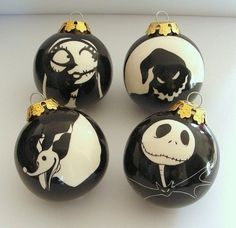 nightmare before christmas themed christmas - Google Search