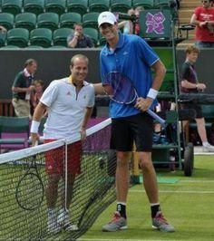 Olivier Rochus est le tennisman le plus petit du monde avec ses 1m65