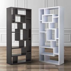 Furniture of America Tribeca Bookcase/ Display Cabinet (White)