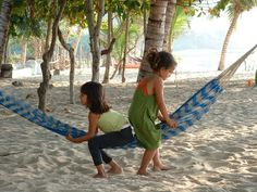 Kids day at the beach - San Pancho, Mexico