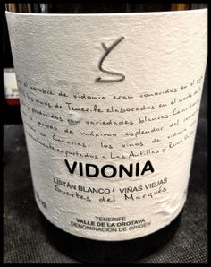 El Alma del Vino.: Propiedad Vitícola Suertes del Marqués Vidonia 2013.