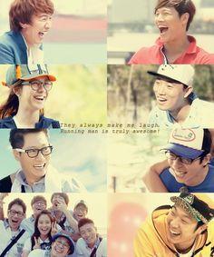 Running Man ♡ Yoo Jae Suk , Kim Jong Kook , Kang Gary , Ha Ha , Song Ji Hyo , Lee Kwang Soo , Ji Suk Jin