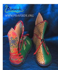 Pisaverde boots