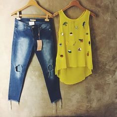 Produção linda para esses dias de sol ☀️ #stmoritzstore #fresh #fashion #love