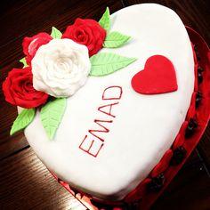 My hubby birthday cake