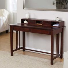 Modern Writing Desks - Executive Home Office Furniture Check more at http://michael-malarkey.com/modern-writing-desks/