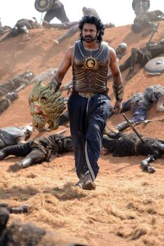 That scene . Bahubali 2 Full Movie, Bahubali Movie, Bollywood Cinema, Bollywood Actors, Prabhas Actor, Prabhas And Anushka, Allu Arjun Images, Prabhas Pics, Super Movie