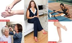 Jayney Goddard, has a biological age of You can find out your own by pinching your skin, testing your balance, vision and height. Here's how to test your body's true age. Severe Rheumatoid Arthritis, Mind Over Body, Home Health Care, Women's Health, Age Progression, Chemotherapy Drugs, Brisk Walking, Deal With Anxiety, Natural Remedies For Anxiety