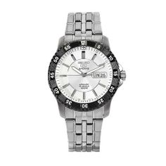 Seiko Men's SNZJ27 Seiko 5 Stainless Steel Siver Dial Watch Seiko. Save 59 Off!. $122.13. Water resistant. Silver dial; Luminescent hands. Scratch-resistant hardlex crystal. Automatic movement. Stainless steel case and bracelet