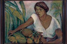 Trabalhos de Anita Malfatti são mostrados no Museu de Arte Moderna de São Paulo  Foto: Isabella Matheus.jpg