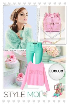 """""""Lucluc"""" by gracijelaj ❤ liked on Polyvore featuring J Brand"""