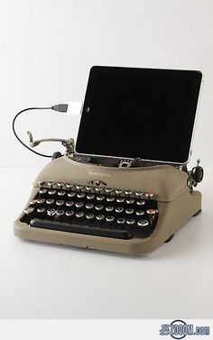 iPad USB Typewriter