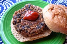 Looking For A Low Cal Burger?  Give This Yummy, Simple, and Vegan Burger A Shot