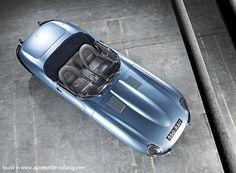 Jag E-Type 1962